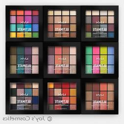 "1 NYX Ultimate Shadow Palette Eyeshadow ""Pick Your 1 Color"""