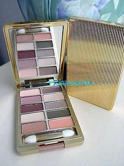 10shade Gold Estee Lauder Eyeshadow Palette AMBER HONEY