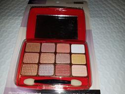 Beauty Treats 12 Color Eyeshadow Palette 412-02 Red