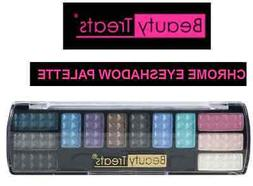 12 Colors Professional beauty treats Cosmetic Eyeshadow Eye