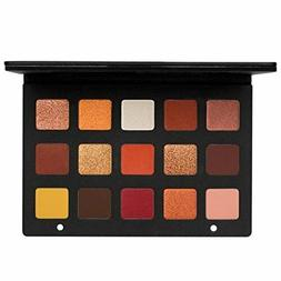 Beauty Glazed 15 Colors Sunset Dusk Eyeshadow Palette Collec