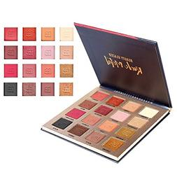 Beauty Glazed 16 Colors Eyeshadow Palette Glitter and Matte