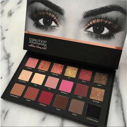 Eyeshadow Palette Matte Shimmer Glitter Makeup Set Highly Pi