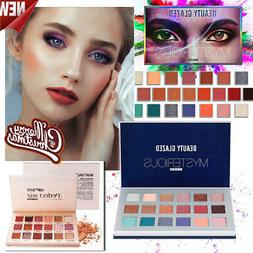 Beauty Glazed 2019 Newest 18Colors Shimmer Eyeshadow Palette