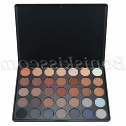32 Colors Earth Tone Shimmer Highlighter Eyebrow Powder Eyes
