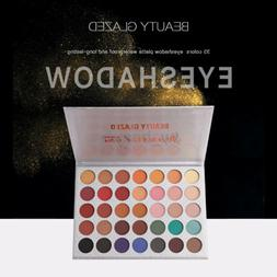 35 Color Beauty Glazed Palette Limited Edition Jaclyn Hill x