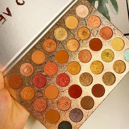 35 Colors Matte Pearlescent Glitter Sequins Eye Shadow Palet