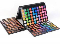 4 professional 180 colours eyeshadow palette makeup