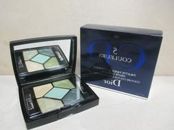 CHRISTIAN DIOR 5 COULEURS EYESHADOW PALETTE #434 PEACOCK 0.2