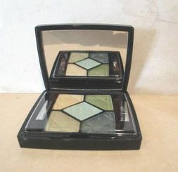 CHRISTIAN DIOR 5 COULEURS PEACOCK #434 EYESHADOW PALETTE 0.2