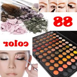 MISS ROSE 88 Color Pro 3D Fashion Eyeshadow Palette Shimmer