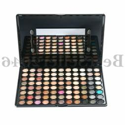 88 Colors Professional Shimmer Matte Eyeshadow Palette Cosme