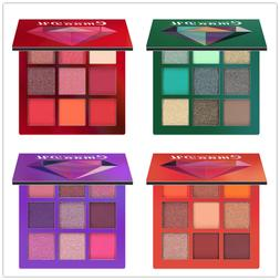 9 Colors Shimmer Eyeshadow Eye Shadow Palette Makeup Cosmeti