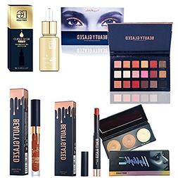 Beauty Glazed Christmas Gift Makeup Set Box 18 Colors Eyesha