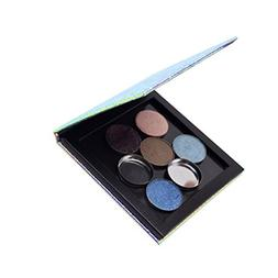 Livoty Empty Magnetic Palette Box Eyeshadow Blush Powder Mak