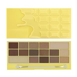 Makeup Revolution Chocolate Bar Eyeshadow Palette, Naked Cho