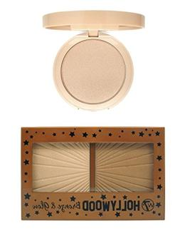 W7 GlowCoMotion Shimmer, Highlighter & Eyeshadow Compact & H