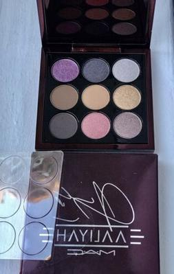 MAC Aaliyah 9 Shade Eye Shadow Palette Age Ain't Nothing Lim