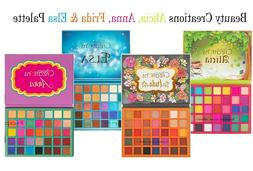 Beauty Creations Alicia, Elsa, Anna & Frida Eyeshadow Palett