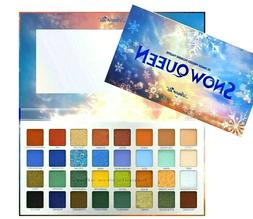Amorus SNOW QUEEN Eyeshadow Palette - 32 Highly Pigmented Co