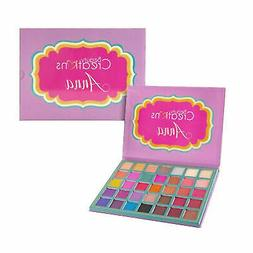 Anna Eyeshadow Palette Beauty Creations 35 Highly Pigmented
