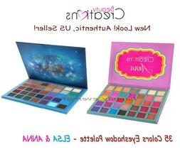 Beauty Creations Anna Eyeshadow Palette Shades Highly Pigmen