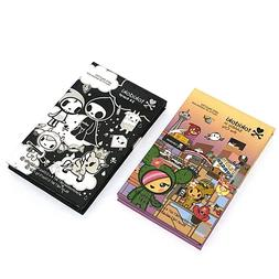 tokidoki Arte Palettes Eyeshadow and Blush '24 Karat' 'Sandy