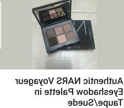 Authentic NARS Voyageur Eyeshadow Palette in Taupe/Suede