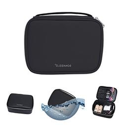 Travel Makeup Bag, SONXEELO Top Quality Women's Multifunctio