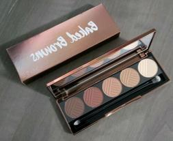 "DOSE OF COLORS ""BAKED BROWNS"" Eyeshadow Palette Matte Re"