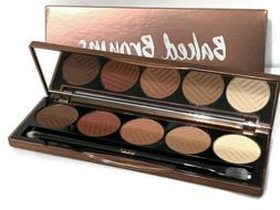 Dose Of Colors Baked Browns Eyeshadow Palette Matte Sultry W