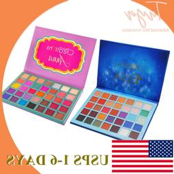 Beauty Creations Elsa and Anna Eye shadow Eye Palette 35 Col