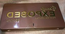 beauty exposed rose collection eyeshadow palette new