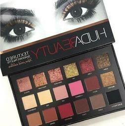 Huda Beauty Eyeshadow Palette Rose Gold Limited Edition 18 C