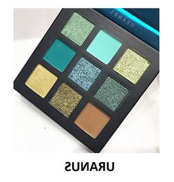 BEAUTY GLAZED 9 Color Matte and Shimmer Eyeshadow Palette Ur