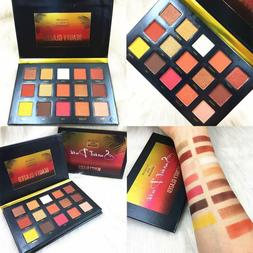 Beauty Glazed Eyeshadow Palette 15 Colors Eye Shadow Powder