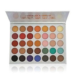 Beauty Glazed Eyeshadow Palette 35 Colors Eye Shadow Powder