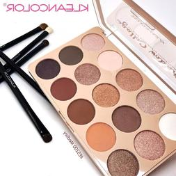 Beauty Rose Gold Colors Kleancolor SHADOW COLLAGE Eyeshadow