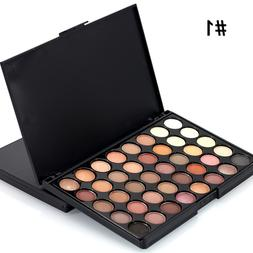 Beauty Tool Eyeshadow Palette Ultra Pigmented Mineral Presse