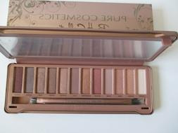 Pure Cosmetics BUFF COLLECTION Eyeshadow Palette - Full Size