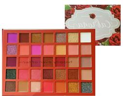 cabrona 35 color eyeshadow palette edition collection