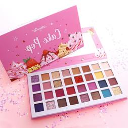 Amor Us Cake Pop Eyeshadow & Glitter Palette 32 Color Beauty
