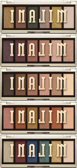 Milani Most Wanted Eyeshadow Palette, You Choose
