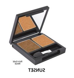"Zuii Organic Certified Organic Duo Eyeshadow Palette ""Sunset"