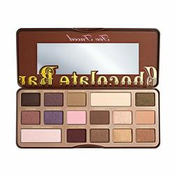 Too Faced Chocolate Bar Eyeshadow Palette Made With 100% Coc