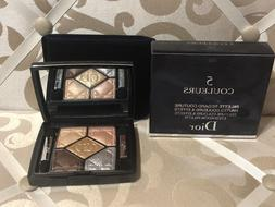 CHRISTIAN DIOR ~ 5 COULEURS EYESHADOW PALETTE ~ # 566 ~ 0.21