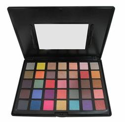 Chromatic Eye Palette Beauty Treats 35 Metallic Pigment Eyes