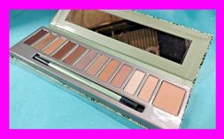 Mally CityChick IN THE BUFF 11pc Eyeshadow Palette Primer +