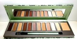 Mally Citychick in the BUFF Eye Shadow Palette 11 Beautiful