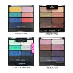 Wet n Wild Color Icon Eyeshadow Collection | 10 Pan Eyeshado